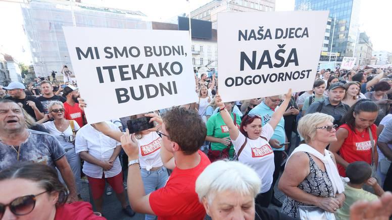 U Zagrebu je danas 'Festival slobode', dolazak na skup je najavio i Mostov Marin Miletić