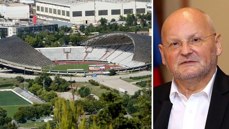 'Split ima moju punu podršku u kandidaturi za  Europske igre'