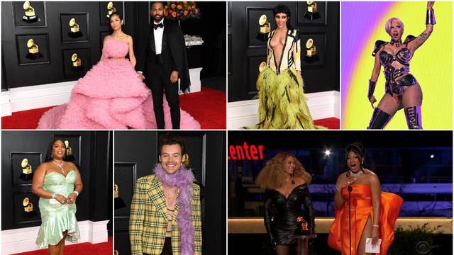 Pogledajte osebujne stajlinge na ovogodišnjim Grammyjima