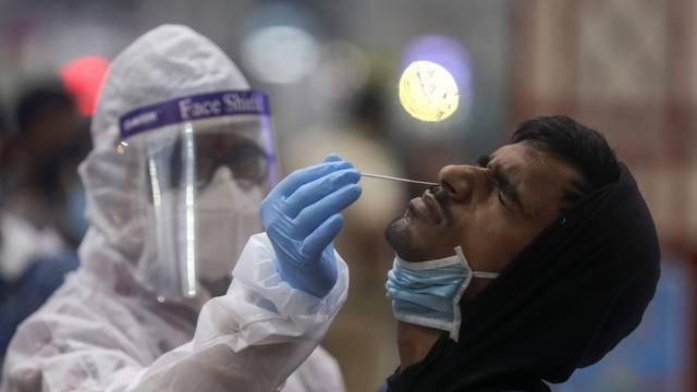 Outbreak of the coronavirus disease (COVID-19), in Mumbai
