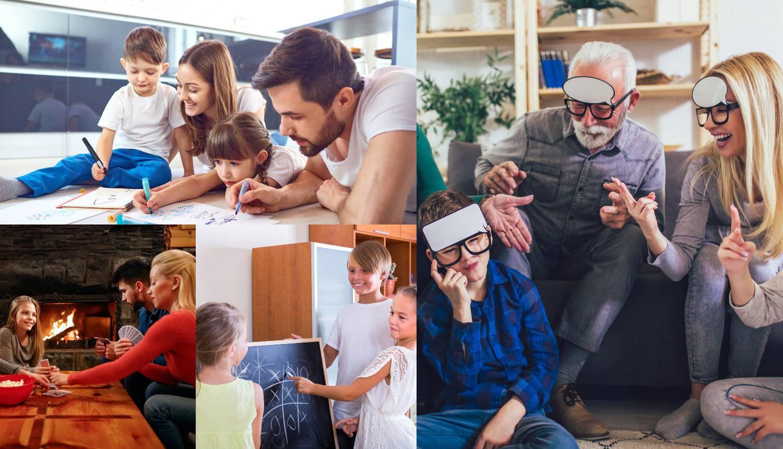 Za zabavu u kući: Društvene igre koje vole mali, ali i veliki