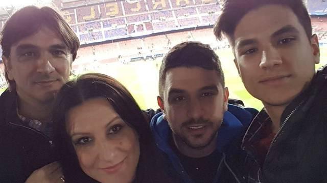 Zlatko Dalić o supruzi: 'Još uvijek se volimo kao u školi'