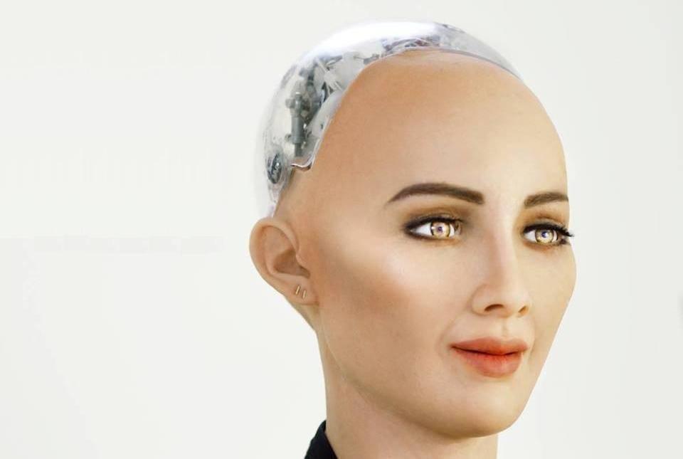Ona je robot s državljanstvom, a sada bi željela dobiti i dijete