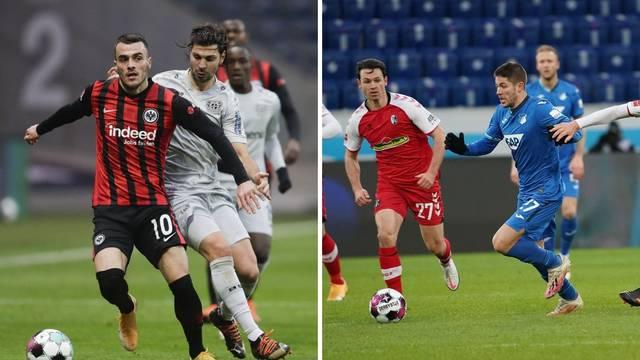 Bayer izgubio od Eintrachta, Freiburg iznenadio Kramarića