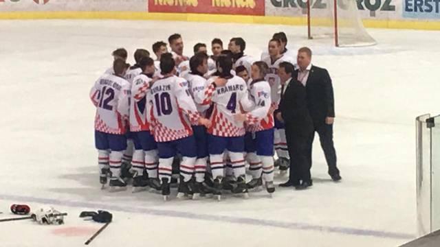Hrvatski hokejaši pobijedili su Srbiju! 'To je emotivan susret'