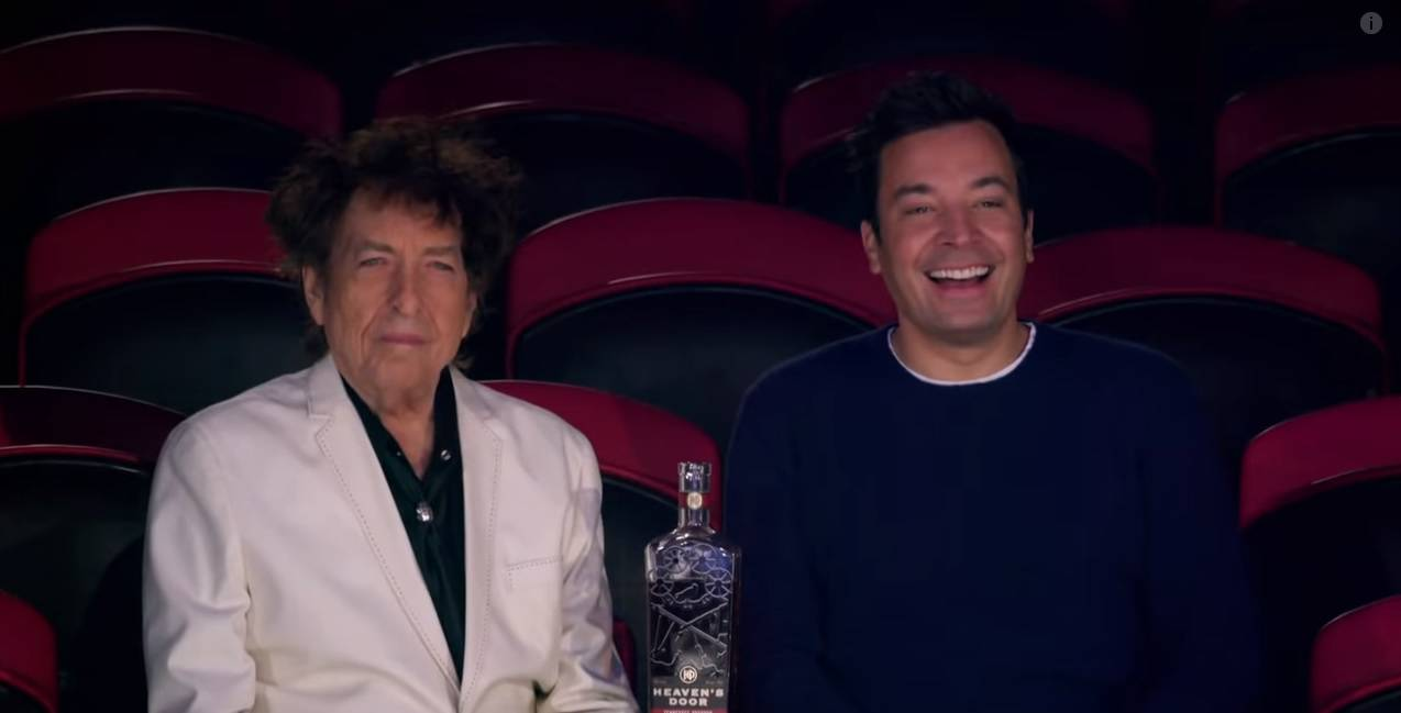 Bob Dylan bio u emisiji Jimmy Fallona, a nije rekao niti riječ...