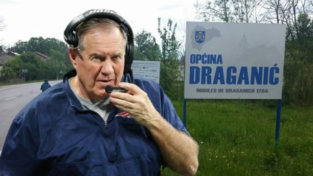 Načelnik: Belichick je faca i bit će počasni mještanin Draganića