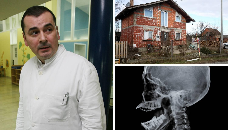 Dječaku ozlijeđen mozak: 'To kad je grunulo, bilo je strašno'
