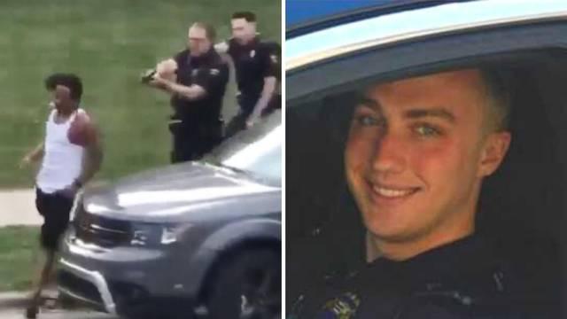 Policajca koji je sedam puta pucao u Blakea neće optužiti