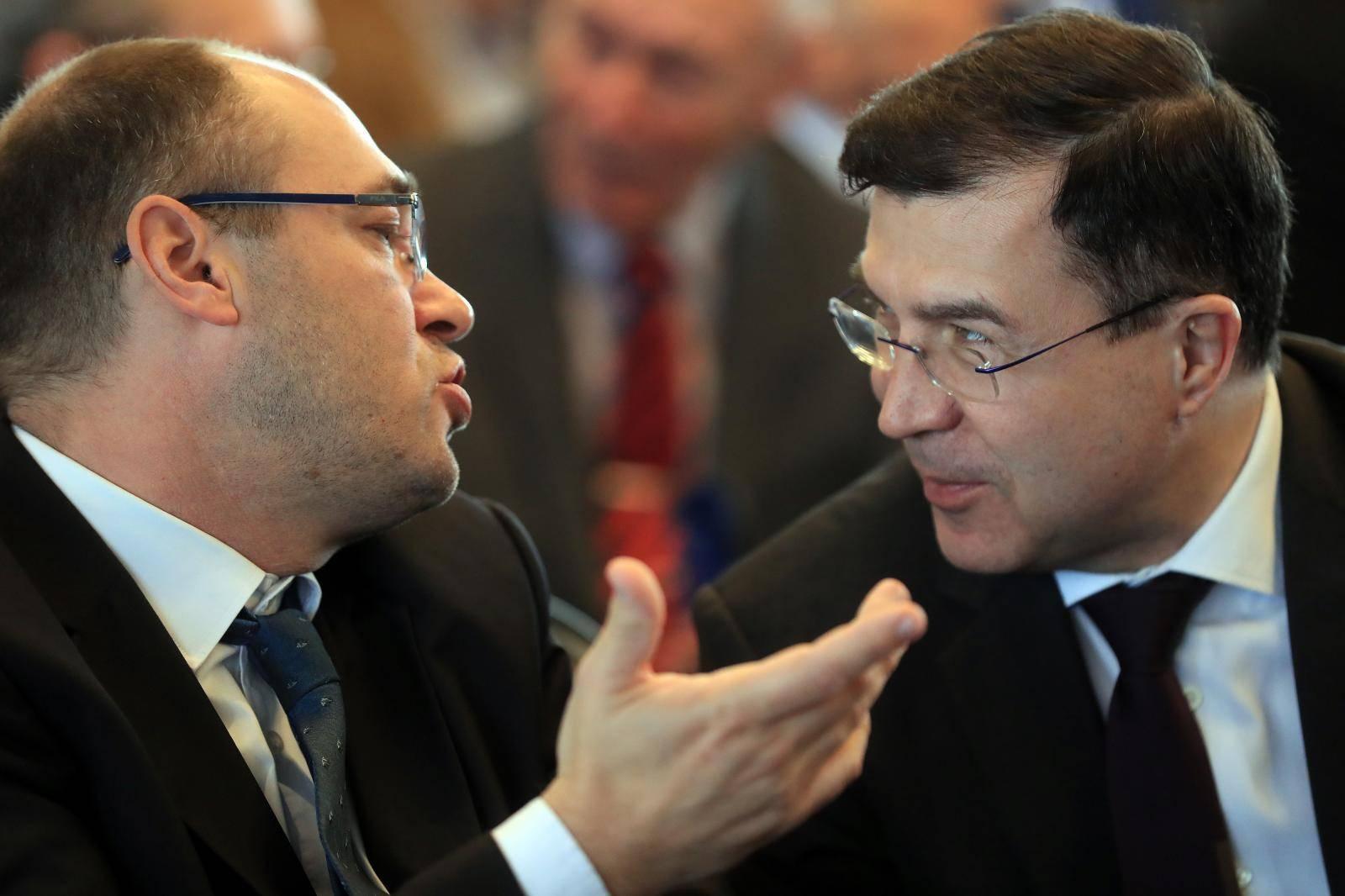 Stier i Milošević idu zajedno u utrku za novog šefa HDZ-a?