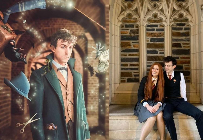 Ovaj par toliko voli H. Pottera da se oblače u likove iz njega