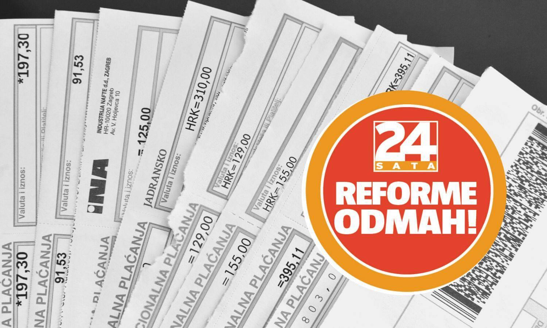 Pokrenuli peticiju za poštene račune: Žele platiti koliko troše