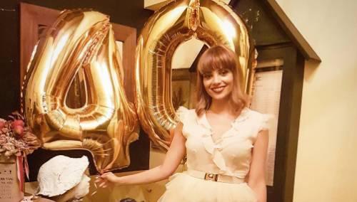 '40? Nema šanse': Lijepa Lejla proslavila je okrugli rođendan