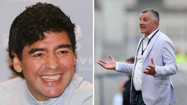 'Kladili smo se da ću mu skinuti penal, obranio sam, Maradona mi je tad dao 100 dolara i dres!