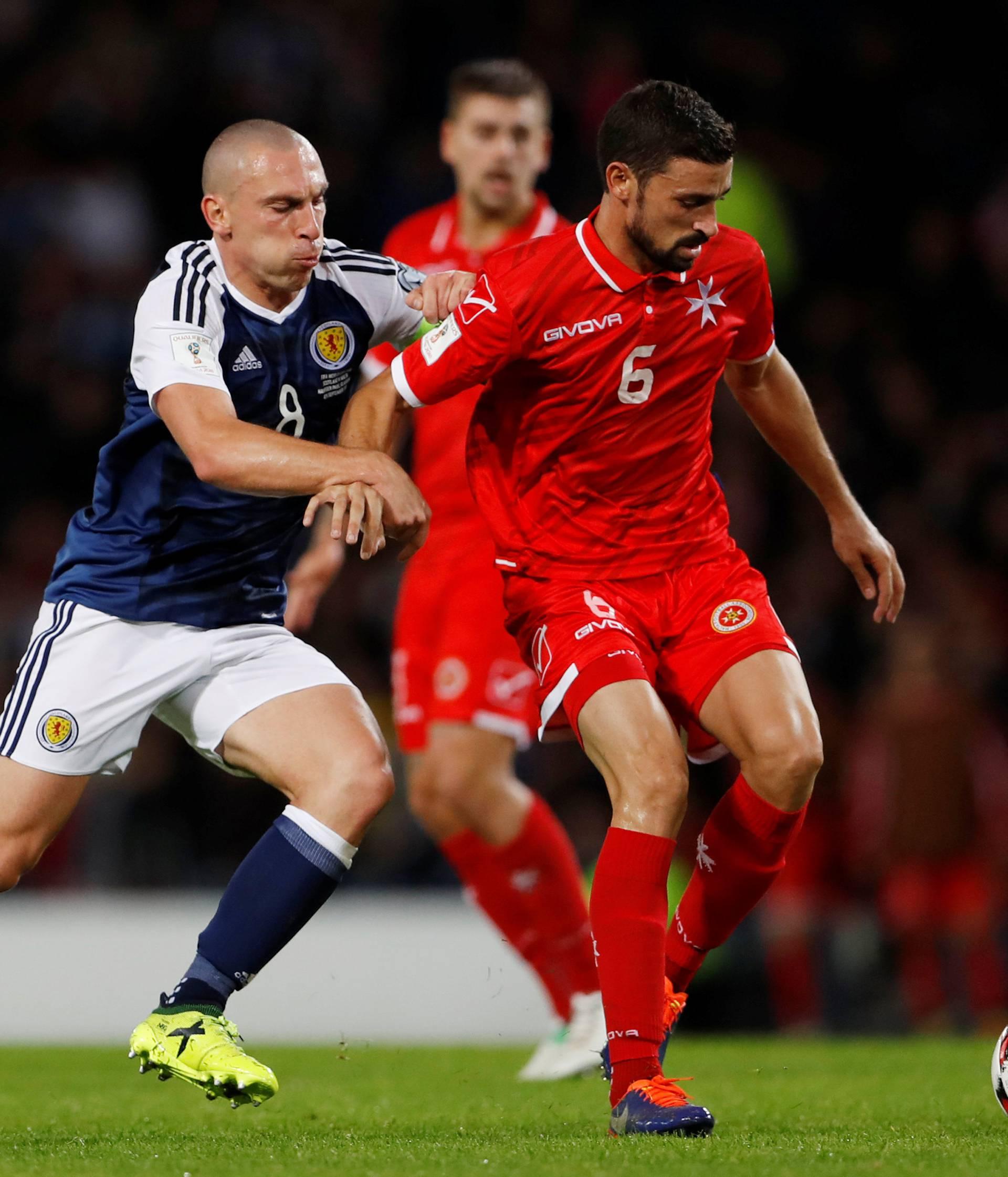 2018 World Cup Qualifications - Europe - Scotland vs Malta