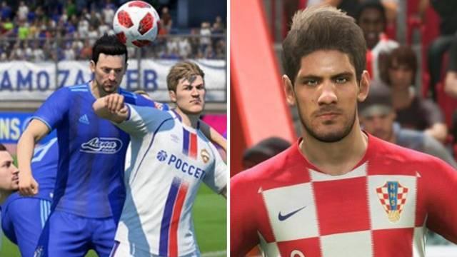 Dinamo u obje verzije, ali repka samo u Pro Evolution Socceru?