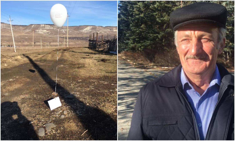 Našao balon sa željama jedne djevojčice i uspio je pronaći