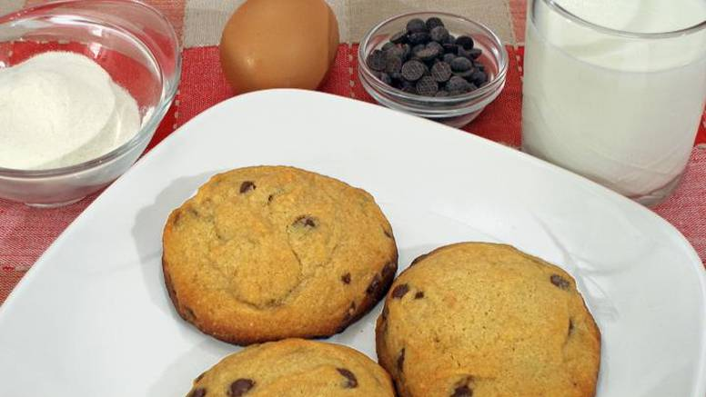 Pogledajte kako pripremiti ukusne američke kekse