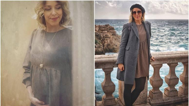 Petra Cicvarić: 'Raste bebica, ne znamo je li curica ili dečko'