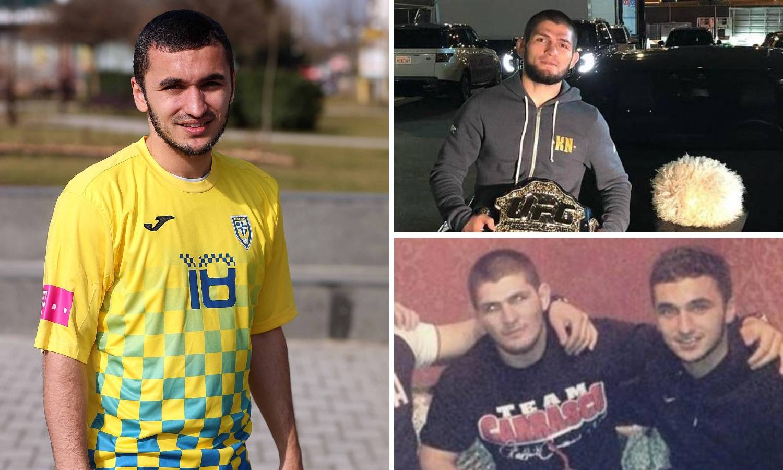 Interov Rus: Moj prijatelj Habib u ring je izlazio u mom dresu