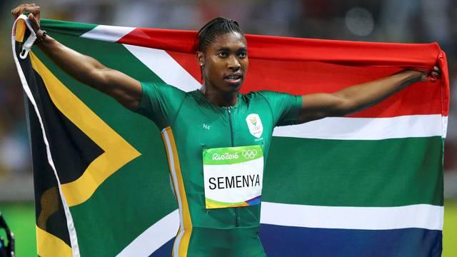 FILE PHOTO: Athletics - Women's 800m Final