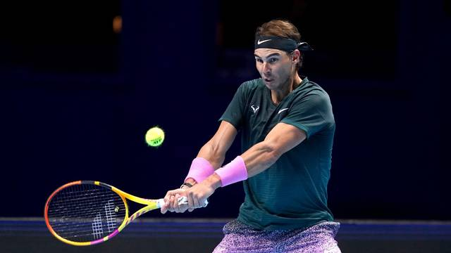 Nitto ATP Finals - Day One - The O2 Arena