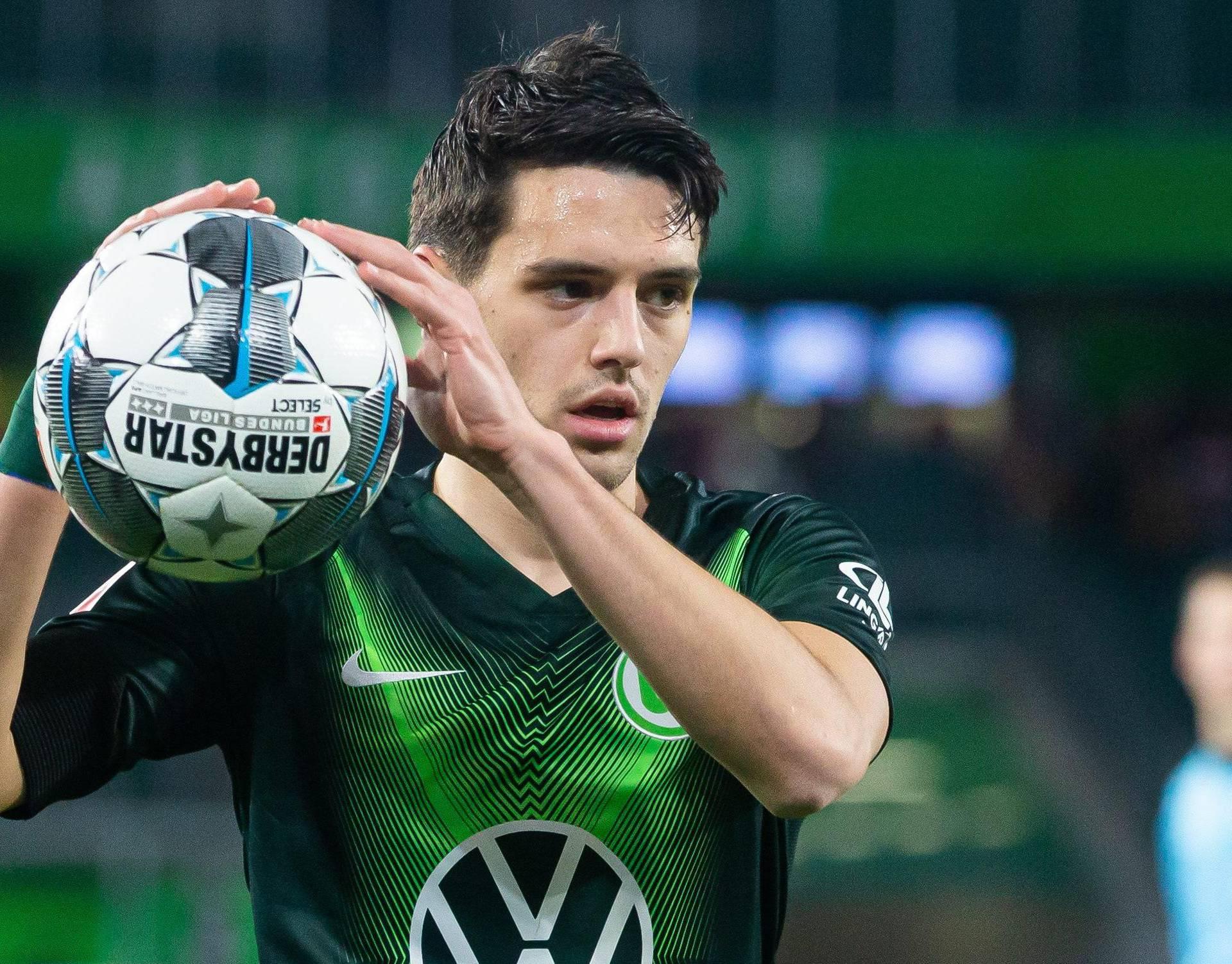 firo: 23.02.2020, Fuvuball, 1.Bundesliga, season 2019/2020, VfL Wolfsburg - FSV FSV FSV Mainz 05