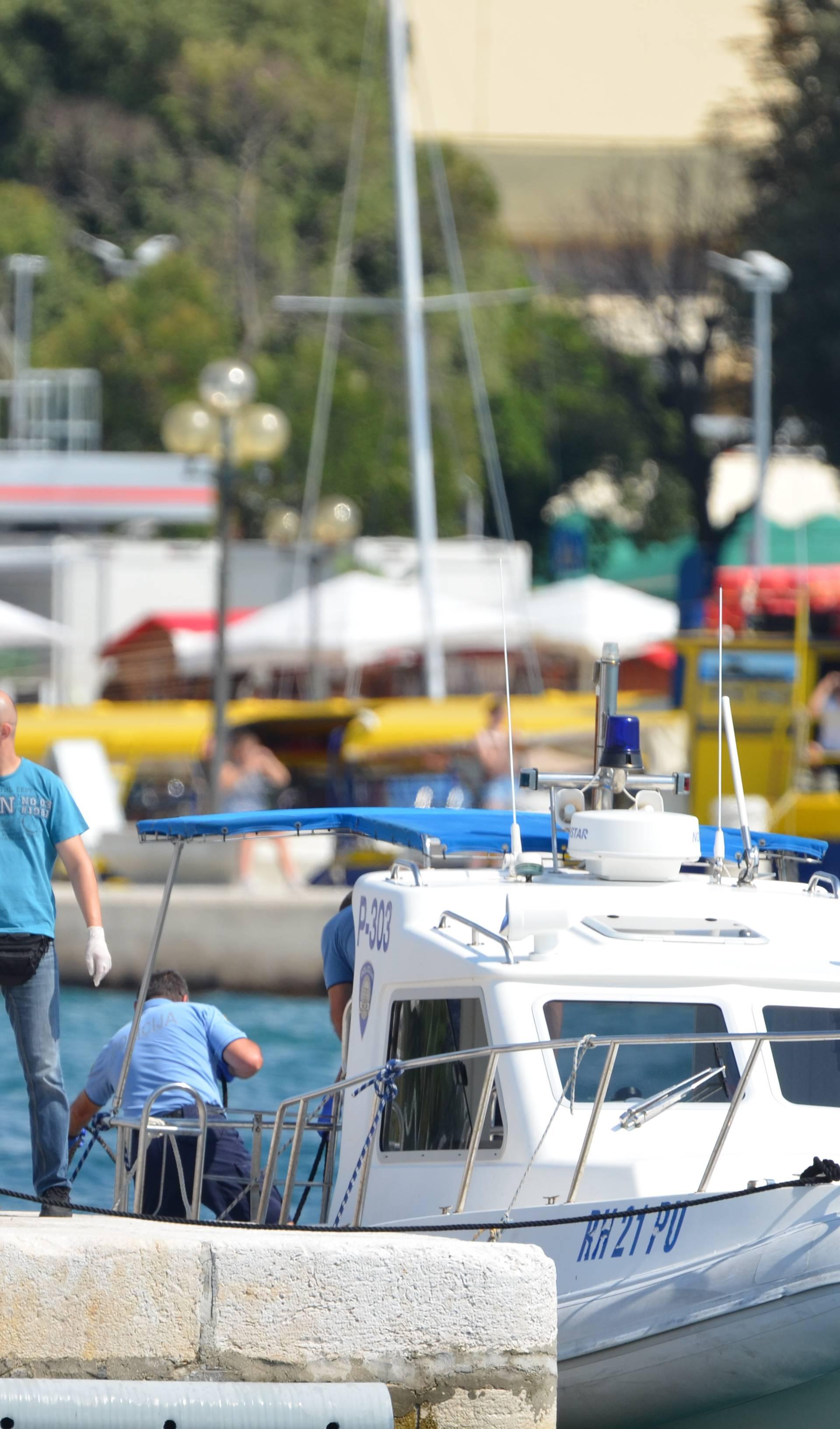Utvrđuju identitet: U moru kod Poreča našli mrtvog muškarca
