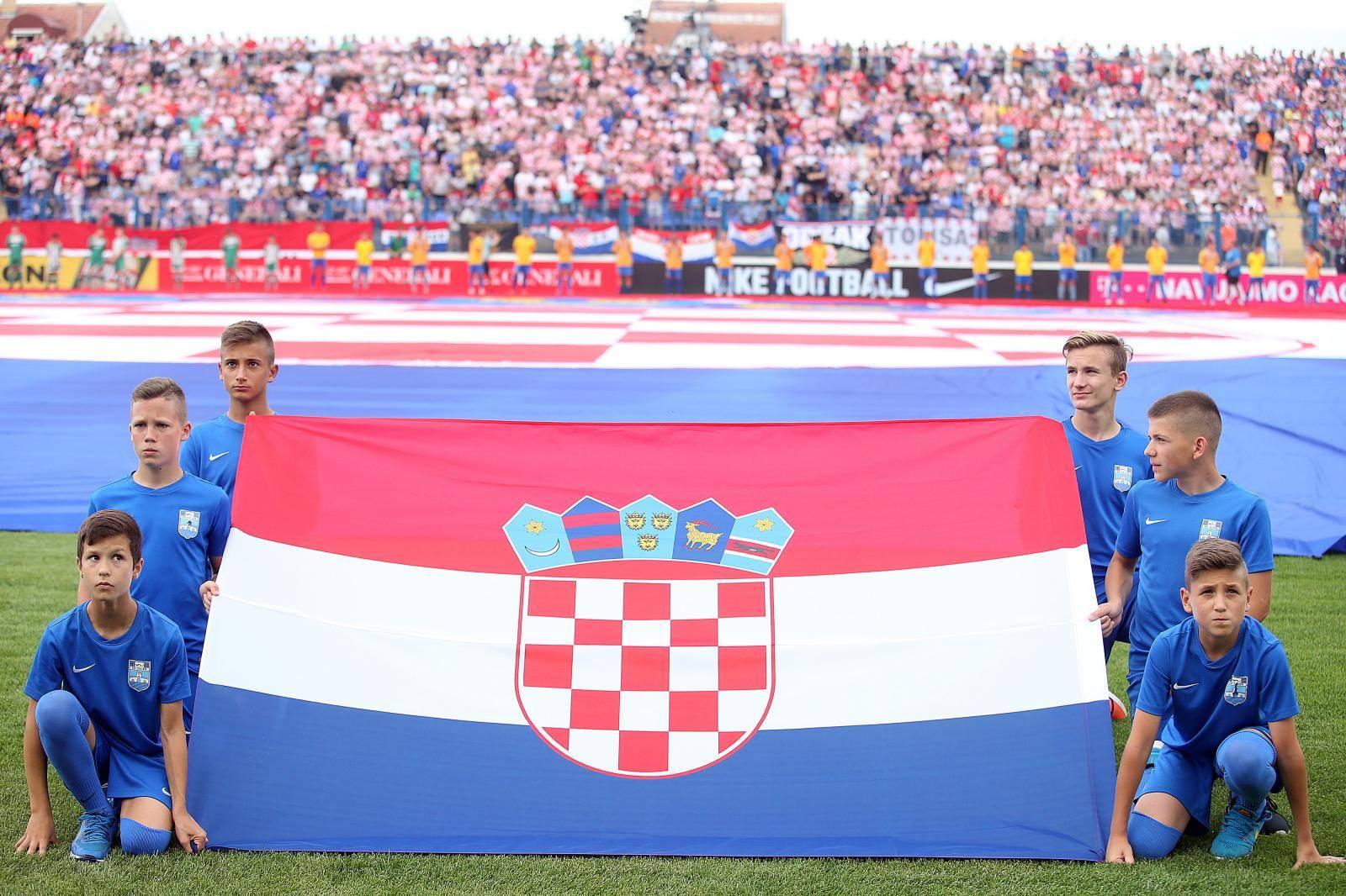 Gradski vrt je rasprodan za utakmicu Hrvatske i Walesa