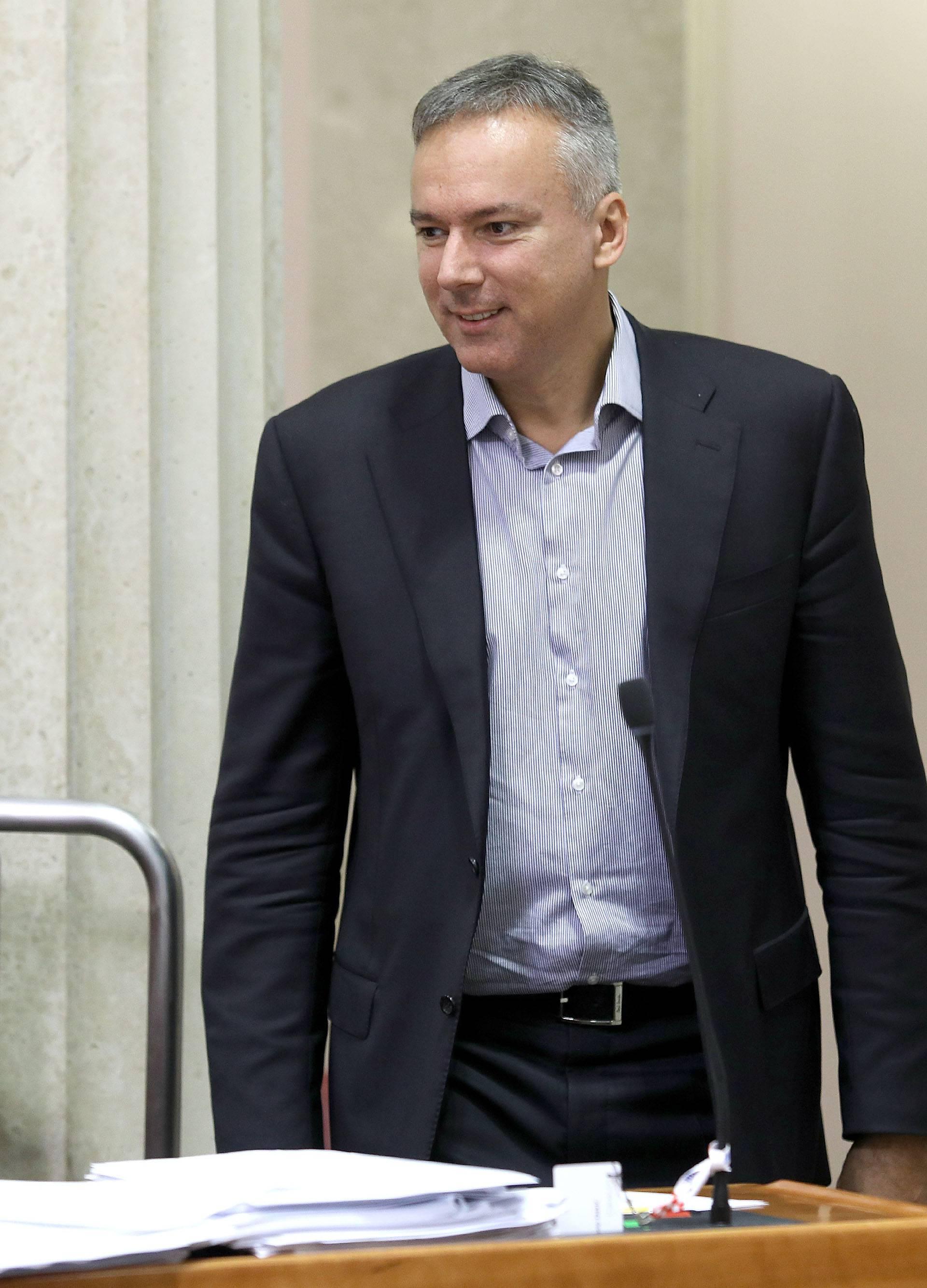 Kosor: 'HNS treba otići iz ove Vlade, čak i pod cijenu izbora'