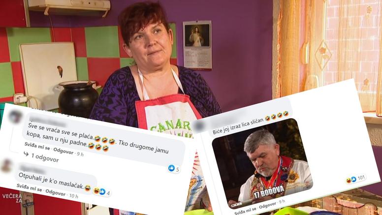 Gledatelji podržali niske ocjene kandidata za Janjinu večeru: 'Tko pod drugim jamu kopa...'