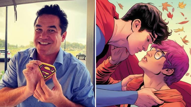 Bivši Superman o novom liku biseksualcu: 'Lutaju bez cilja. To bi bilo hrabro prije 20 godina'