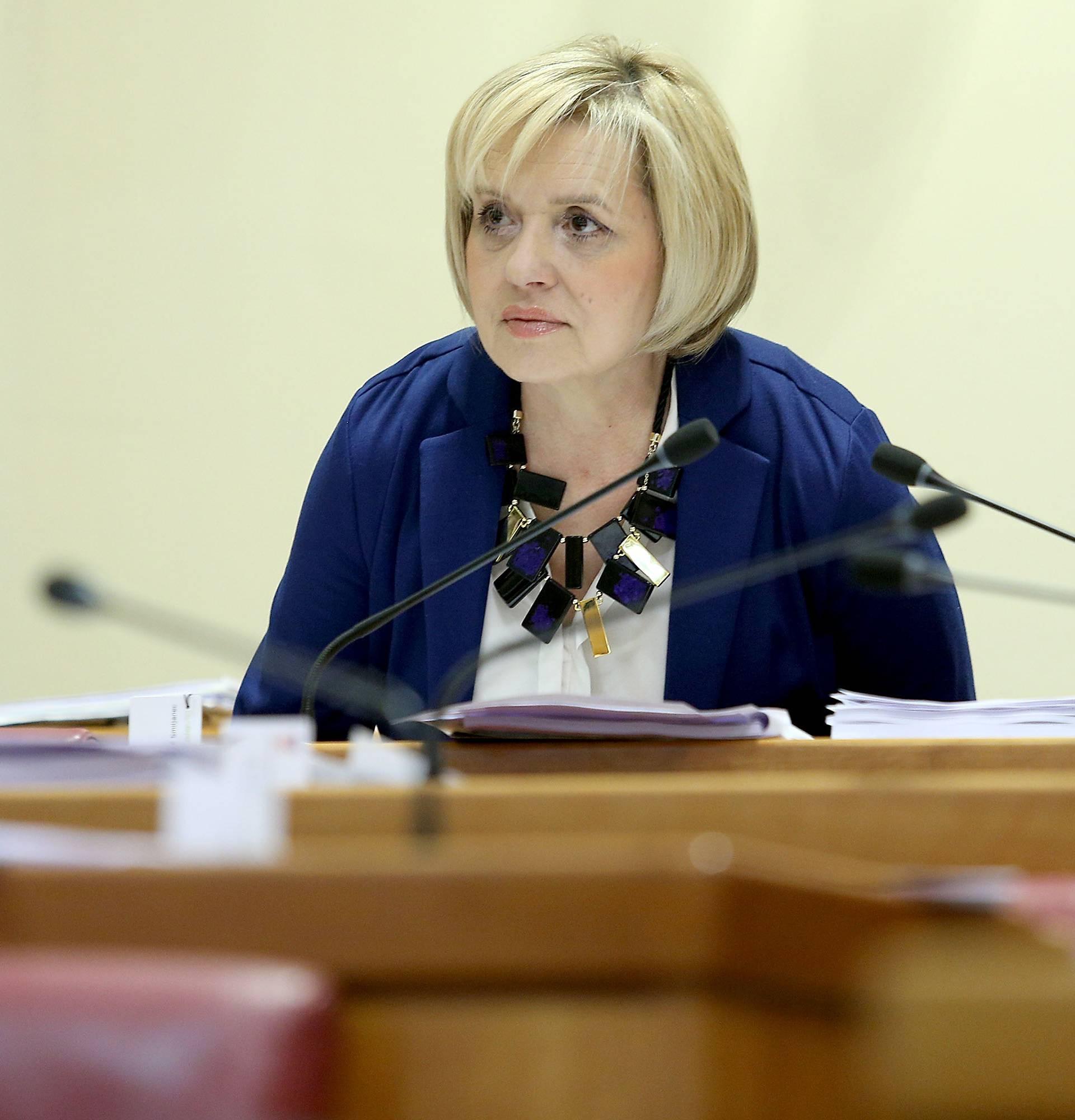 Suđenje bivšoj ravnateljici Porezne počinje  16. studenog