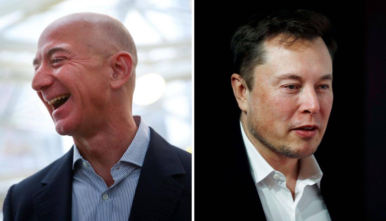 Milijarderi dobitnici: Bezos i Musk zaradili u doba korone