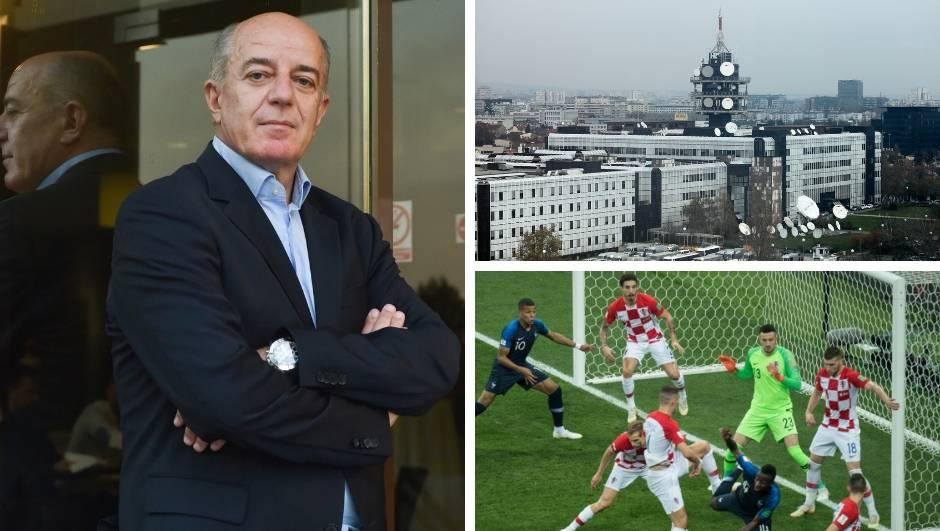Drago Ćosić se vratio na posao: Ponaša se kao da ništa nije bilo