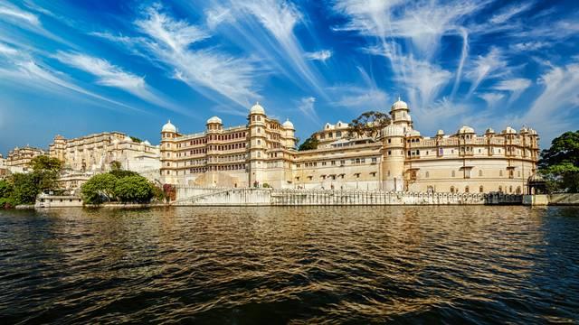 Maharadža iznajmljuje: Noć u palači stoji 'samo' 54.000 kuna