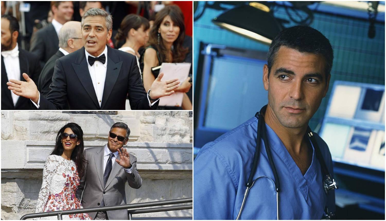 Clooney slavi 58. rođendan: Ma daj, izgledaš bolje nego ikad...