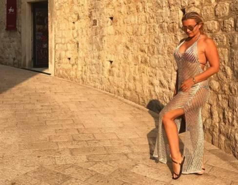 Golišava Mehun prošetala po Dubrovniku: 'Nisu me uhitili'