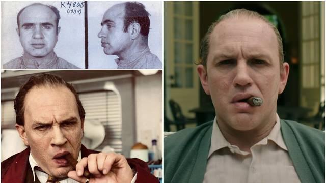 Tom Hardy glumi Caponea u filmu neizvjesne budućnosti