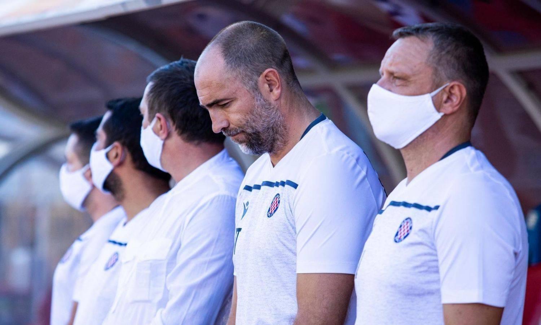 Tudor se oprostio od Hajduka: 'Znam da će netko biti sretan, a netko razočaran, ispričavam se'