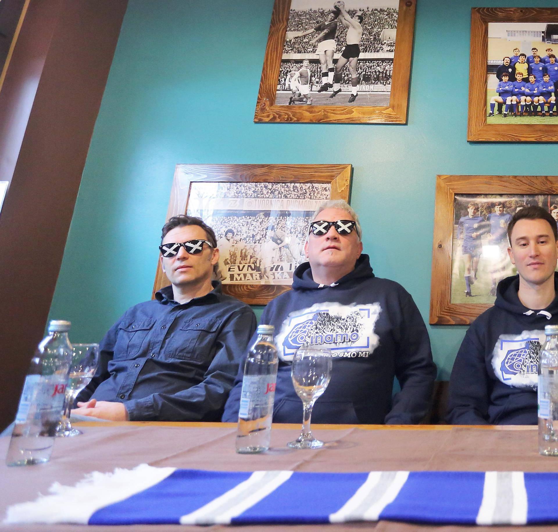 """Zagreb: Dinamo - to smo mi predstavili aktivnosti """"Dinamovo proljeće"""""""