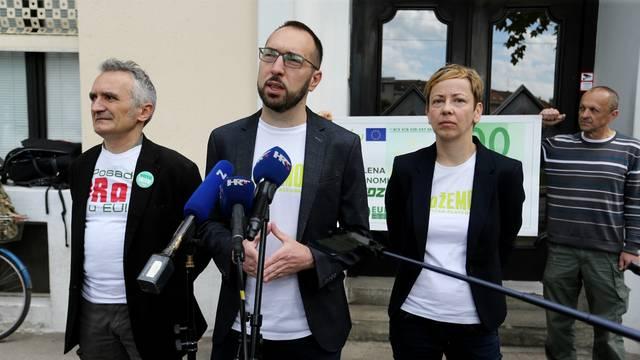 Zagreb: Lijeve oporbene stranke o najnovijih slučajevima korupcije