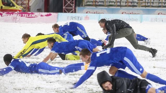 Velika Gorica: Gorica - Slaven Belupo susreli se u 11. kolu Prve HNL