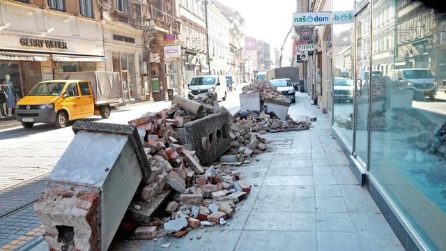 Zagreb mjesec dana nakon potresa