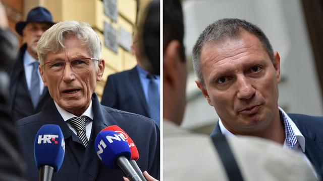 Horvatinčić i Klemm, umjesto u zatvor, otišli su na liječenje