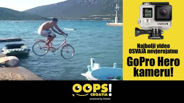 """Pročitajte pravila nagradnog natječaja """"Oops Croatia""""!"""