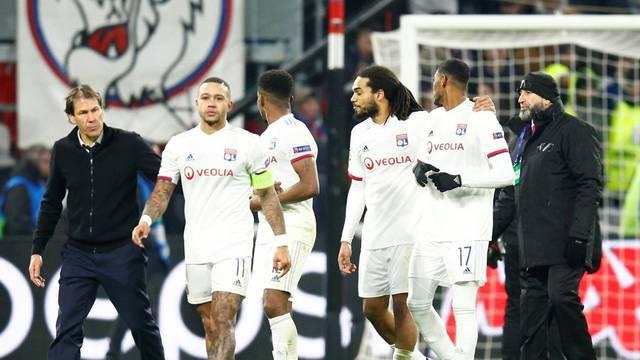 Champions League - Group G - Olympique Lyonnais v RB Leipzig