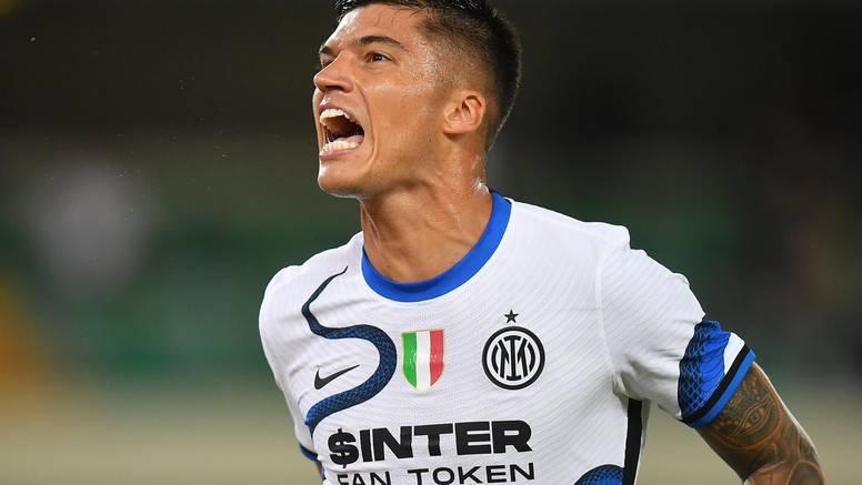 Inter visio kao luster: Correa ušao i u debiju zabio dva gola!