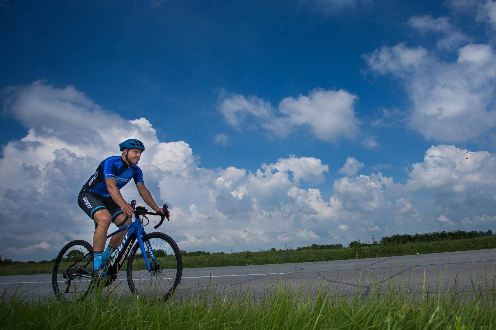 Hrvoje (33) krenuo po rekord: Pedalirat ću 29.000 kilometara