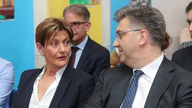 Novi mailovi: 'Plenković znao sve što je Martina Dalić slala'